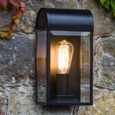 Astro Lighting Newbury 1 Light Wall Light Black