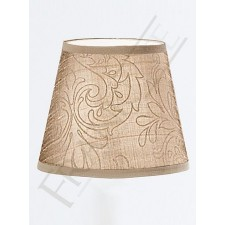 Franklite 1081 Beige Silk Candle Shade