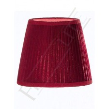 Franklite 1111 Burgundy Candle Shade
