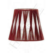 Franklite 1140 Candle Shade Silver/Red String