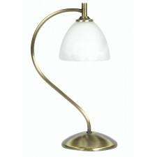 Hamburg Decorative Table Lamp - Antique brass