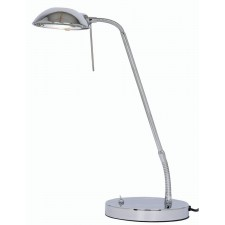 Oaks Lighting 1249 TL CH Metis 40W G9 Table Lamp
