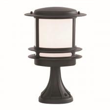 IP44 Outdoor Bollard Post Lamp - Black Post lamp