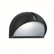 Black Aluminium Dome Wall Bracket