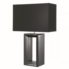Reflection table lamp - Tall Black