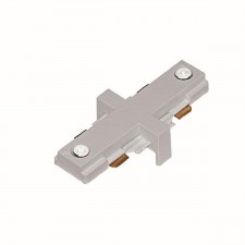 Track 2 Way Connector - Silver for TR4801AG