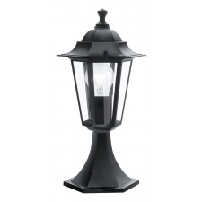 pedestal black-matt 'LATERNA 4'