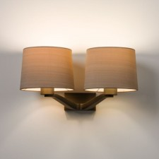 Astro Lighting Montclair Wall Light - 2 Light, Bronze