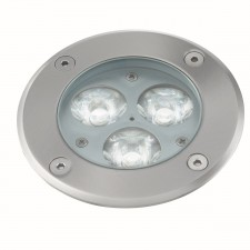 Walkover Light - Stainless Steel/Glass