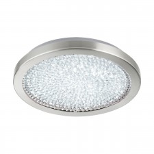 LED-CL 345 nickel/clear/crystal'AREZZO2