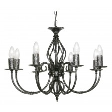 Oaks Lighting 3380/8 BS Tuscany Ses Pendant