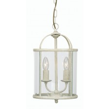 Fern Decorative Ceiling Light - 2 Light