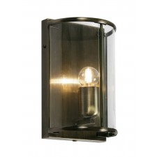 Oaks Lighting 351 WB AB Fern Wall Light 1 X 60W Es