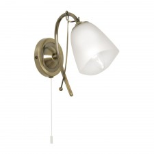 Turin Decorative Wall Light - Antique Brass