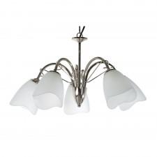 Turin Decorative Ceiling Light - 5 Light, Chrome
