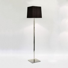 Astro Lighting Azumi Floor Lamp - 1 Light, Polished Nickel