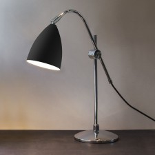 Astro Lighting Joel Grande Table Lamp - 1 Light, Black