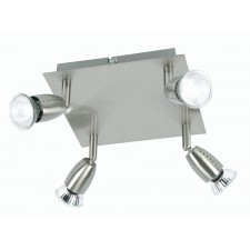 Ecco Spot Light - Antique Chrome