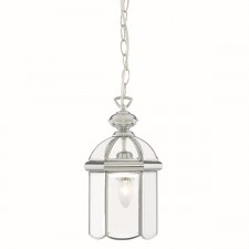 Lantern Traditional - 1 Lamp Chrome
