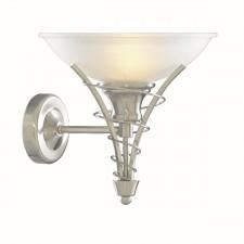 Linea Wall Light - satin silver