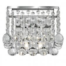 Hanna Wall light - 2 lamp Chrome