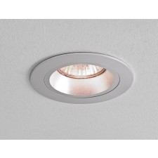 Astro Lighting Taro Fire Resistant Downlight - 1 Light, Brushed Aluminium