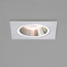 Astro Lighting Taro Fire Resistant Downlight- 1 Light, Brushed Aluminium