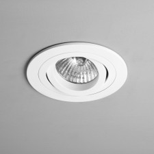 Astro Lighting Taro 230v Downlight - 1 Light, White