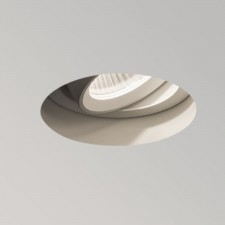 Astro Lighting Trimless Round LED Ceiling Light - 1 Light, White