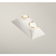 Astro Lighting Blanco Downlight - 2 Light, White
