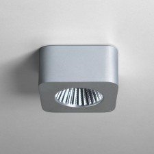 Astro lighting Samos Square Ceiling Light - Anodised Aluminium