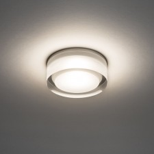Astro Lighting Vancouver 90 Round Ceiling Light Polished Chrome
