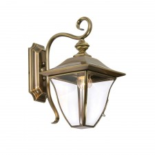 Oaks Lighting 581 DN BR Callan Down Brass