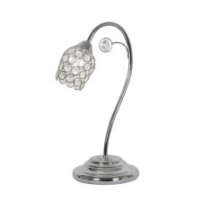 Forli Table Lamp - Polished Chrome