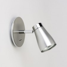 Astro Lighting Scala Switched Spotlight - 1 Light, Brushed Aluminium