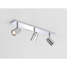 Astro Lighting Como Bathroom Spotlight - 3 Light, Polished Chrome