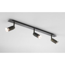 Astro Lighting Magna Bar Spotlight - 3 Light, Bronze