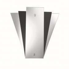 Searchlight Mirror Wall light - Black