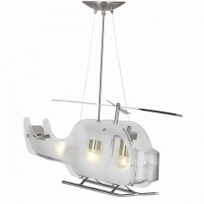 Helicopter Ceiling Light