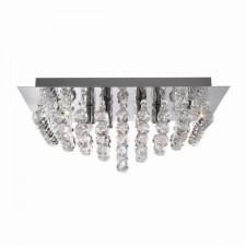Hanna Flush Ceiling Light- 6 Lamp