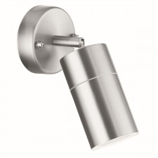 Outdoor/Porch IP44 Wall Bracket Downlight - Cast Aluminium