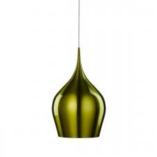 Vibrant 1 Light Green Pendant