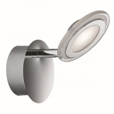 Frenzy LED Spotlight - 1 Light, Polished Chrome
