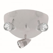 Falcon Ceiling Light - Satin Silver