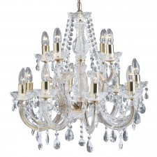 Marie Therese Crystal Chandelier 12 - Arm