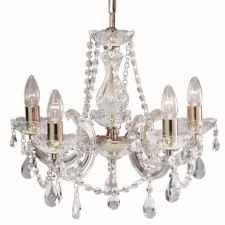 Marie Therese Crystal Chandelier 5 - Arm