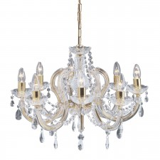 Marie Therese Crystal Chandelier 8 - Arm