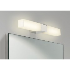 Astro Lighting Padova Square Wall light - 2 Light, Polished Chrome