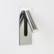 Astro Lighting Fuse Unswitched Wall Light - 1 Light, Polished Chrome