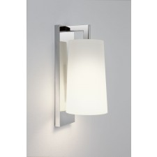 Astro Lighting Lago 280 Wall Light - 1 Light, Polished Chrome